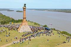 Meseta de Artigas (Parada y Bertoni) Tags: gente turismo destino historia eventos artigas meseta paysandú riouruguay
