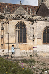 Karen DxOFP LM+28_P0973 (mich53 - Thanks for 2700000 Views!) Tags: france church women ledefrance village eglise artiste photographe bluecoat valdoise vtheuil tlmtre elmaritm28mmf28asph leicamtype240