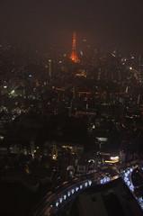 Tokyo City View (HAMACHI!) Tags: japan night tokyo illumination observatory roppongi gr roppongihills ricoh ricohgr 2015 gr2 tokyocityview hillstokyo ricohgr2 ricohgrii iphone6s starryskyillumination