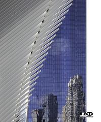 Reflection_NY_3 (Monika Ostermann) Tags: newyorkcity usa oktober us herbst jahreszeiten jahr newyorkny zeit 2015 freedomtower federalstates