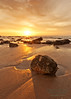 Golden sunset (stormgirl1960) Tags: ocean sunset sky sun beach clouds twilight sand rocks australia darwin northernterritory mindilbeach