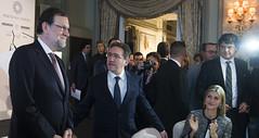 Mariano Rajoy participa en un acto organizado por Barcelona Tribuna (Partido Popular) Tags: barcelona espaa rajoy pp marianorajoy partidopopular eleccionesgenerales