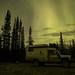 Aurora boreal as 3h30 da manhã