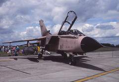 Tornado GR.1A (Pentakrom) Tags: storm tattoo force desert air royal international 1991 tornado raf fairford panavia iat za395