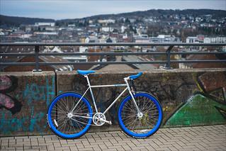 Über den Dächern Wuppertals