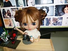 Leia Blythe custom
