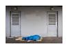 Homeless Man, East London, England. (Joseph O'Malley64) Tags: homelessman homelessinlondon eastlondon eastend london england uk britain british greatbritain 2016 capitalcity bereft roughsleeper roughsleeping winter cold damp unhealthy insanitary hungry thirsty malnourished atrisk reducedlifeexpectancy shelter sheltering accuracyprecision