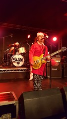 Slade live in Weymouth (Adgers) Tags: dave hill davehill band rock slade ambrose gig weymouth dorset christmas loud don powell donpowell ocen room pavillion weymouthpavillion