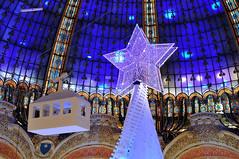Galeries Lafayette (East, Poland) Tags: paryż sylwester monika wyjazd weekend