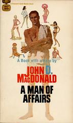 Gold Medal1552 - 1965 (uk vintage) Tags: goldmedal goldmedalbooks amanofaffairs johndmacdonald robertmcginnis