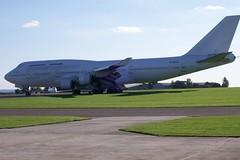 F-GITA Boeing 747-428 (c/n 24969) Kemble (andrewt242) Tags: fgita boeing 747428 cn 24969 kemble