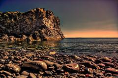 Iceland (©jforberg) Tags: 2016 iceland beautiful color canon colorful stones sea seaside cliff birds