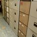 Various metal filing cabinet E50