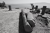 broken column (mdoughty68) Tags: column ancient assos turkey turkiye historical ruins behramkale