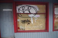 IMGP4983 (bagtanger) Tags: seattle graffiti nbd van h despair