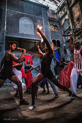 The End of the Rebellion (priscellie) Tags: cuba cubacollection dancer dancers dancing afrocuban afrocaribbean caribbean athlete athletic passion energy art fineart political history color music performer performance performing fire fireeating havana lahabana centrohabana