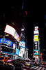 Times Square (amoeboid) Tags: fujifilmxt10 newyork timessquare night tonal fujifilmxf14mm