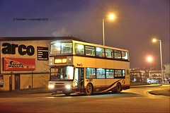 it started with a uww and ended with a woe (D Stazicker Photography) Tags: 31766 volvo olympian bradford r930woe alexander r last