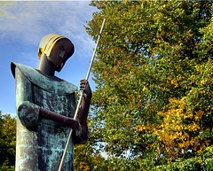 Kevelaer (RainerV) Tags: deutschland kevelaer nordrheinwestfalen skulptur deu rainerv nikond80 0909 geotagged