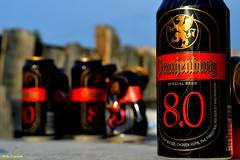 Con tutte quelle bollicine... (michelecipriotti) Tags: birra bologna festa compleanno piscina campagna nikond3200