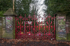 Strawberry Field (Bob Edwards Photography - Picture Liverpool) Tags: beatles gates strawberry field fields beaconsfield merseyse fa fab4