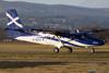 G-SGTS DHC-6-400 Twin Otter Loganair (kw2p) Tags: airport aviation egpf gsgts dehavillandcanada dhc6400 twinotter loganair kw2p glasgowairport scotland