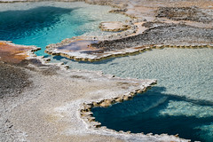 Doublet Pool 1 (Morten Kirk) Tags: mortenkirk morten kirk yellowstone national park ynp wyoming usa 2016 travel holiday vacation nature sony a7rii a7r ii sonya7rii ilce7rm2 fe 70200mm f4 g oss fe70200mmf4goss sel70200g upper geyser basin doublet pool