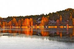 FOTO6533 (Peter Ghita) Tags: winter fourseasons lake landscape reflection pentaxk5 smcpentaxm50mmf17