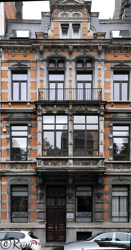Verviers -- Rue du Palais 108