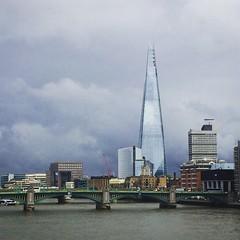 Glassy (asyouwalkalong) Tags: shard london uk greatbritain england sights sehenswürdigkeiten architektur architecture grosbritannien themse thames capitals