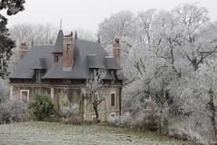 20170101-149-JWB (Jan Willem Broekema) Tags: castle anton pieck efteling fog hoarfrost chérence france îledelafrance valdoise beautiful frozen village meander seine white