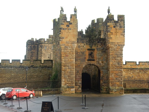 Alnwick CAstle, 15th January, 2017-001