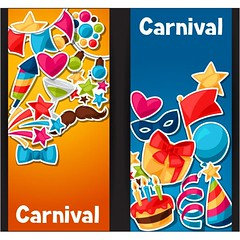 free vector Brazil Carnival Flat Banners (cgvector) Tags: backdrop background banner beautiful bright card carnival celebrate celebration color confetti decoration decorative design disguise entertainment fantasy fat festival flatbanners fun green greeting illustration invitation isolated mardi mask masque masquerade mystery ornament ornate party poster purple template theatrical traditional tuesday vector venetian violet yellow brazil rio symbol carnaval colorful holiday festive janeiro de fashion circus