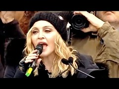 Madonna's Fiery Speech At The Women's March On Washington (Download Youtube Videos Online) Tags: madonnas fiery speech at the womens march on washington