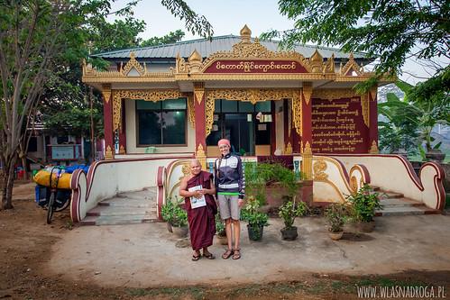 Z wizytą w świątyni