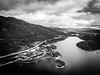 Haukelifjell (Morten Falch Sortland) Tags: getty photomortenfalchsortland stock stockphotography gettyimages allrightsreserved haukeli haukelifjell lake hotel drone aerial bw monochrome landscape mountain water summer dramaticaerialphotographyaerialviewcameracountriesdronefootagedronephotographydronepointofviewhaukelinorwayphotomortenfalchsortlandphotographerphotographyseasonssummersummervacationtelemarkthingstimevinjevågslivatnetwander