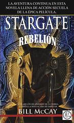 Stargate rebelion castellano (Ediciones Watashi) Tags: stargate película rebelión secuela novela libro abydos skaara shauri daniel jackson hathor jack oneill kasuf