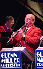 1MGP0732s (NiteHeron) Tags: clarinet bigband glennmiller greatwatersmusicfestival