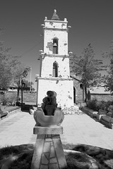 Toconao Church Bell Tower