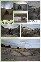 Amfiteatre (jumoga2011) Tags: arquitectura antigua tarragona amfiteatre sigma1020 tarragonaromana canon7d jumoga2011 laportatriumphalis