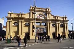 Queen Victoria Market (布托) Tags: building architecture facade market australia melbourne historic queenvictoria façade 澳洲 市場 墨爾本 維多利亞州