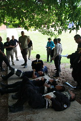 150903-Z-LF132-041 (nmngpao) Tags: newmexico earthquake costarica medical nationalguard emergency medic response firstaid policeofficer armynationalguard borderpolice fuerzapublica fronteras firstresponders guardacostas statepartnershipprogram exchangeofinformation