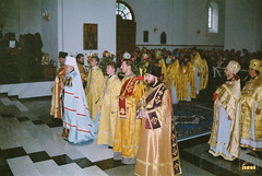 017. Consecration of the Dormition Cathedral. September 8, 2000 / Освящение Успенского собора. 8 сентября 2000 г
