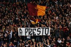 Roma-Barcellona, probabile protesta della Curva Sud (asromanelcuoreit) Tags: italy rome sport wordpress soccer squareformat 2014 seriea asroma torinofc november09 ifttt 20142015 nurphoto