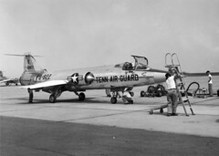 Lockheed F-104A 56-0822 13th FG TN ANG [USAF via RJF] (San Diego Air & Space Museum Archives) Tags: airplane aircraft aviation ge lockheed usaf usairforce militaryaviation generalelectric f104 unitedstatesairforce starfighter lockheedf104starfighter f104a j79 f104starfighter lockheedf104 lockheedstarfighter lockheedf104astarfighter gej79 generalelectricj79 lockheedf104a j79ge3 560822 usaf560822 af560822