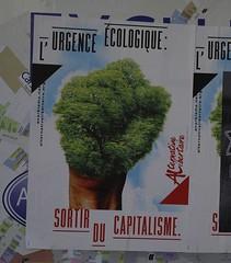 Urgence cologique (La plante d'abord) Tags: nature ecologie capitalisme