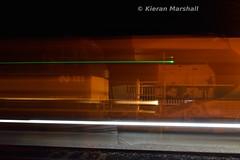 085 at Portarlington, 3/10/15 (hurricanemk1c) Tags: irish train gm rail railway trains nightphoto railways irishrail generalmotors portarlington 085 2015 emd 071 iarnród éireann iarnródéireann