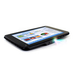 Worlds first Tablet with in-built Projectorの写真