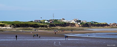 Hilbre Island Crossing (kencristy920) Tags: landscape wirral westkirby hilbre hilbreisland