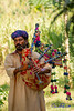 The  Bagpiper (TARIQ HAMEED SULEMANI) Tags: travel summer tourism colors trekking canon nikon culture sensational tariq cholistan supershot theunforgettablepictures concordians sulemani tariqhameedsulemani